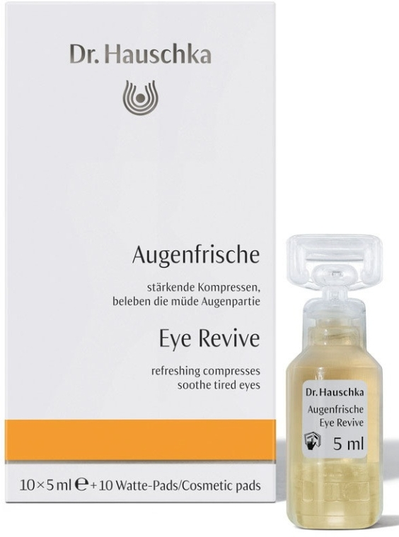 Средство косметическое для снятия усталости глаз - Dr. Hauschka Augenfrische Augenserum