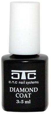 Сушка-закрепитель для лака - C.T.C Nail Systems Diamond Coat (мини)