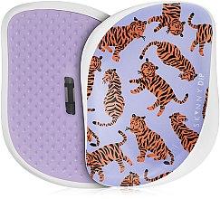 Духи, Парфюмерия, косметика Расческа для волос - Tangle Teezer Compact Styler Trendy Tiger