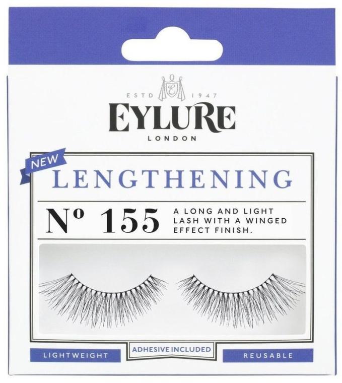Накладные ресницы №155 - Eylure Lengthening