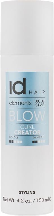 Средство для укладки кудрей - idHair Elements Xclusive Curl Creator