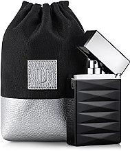 """Парфумерія, косметика Подарунковий кисет для парфумерії, чорний """"Perfume Space"""" - MakeUp"""