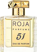 Духи, Парфюмерия, косметика Roja Parfums 51 Pour Femme - Духи