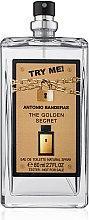 Antonio Banderas The Golden Secret - Туалетная вода (тестер без крышечки) — фото N4