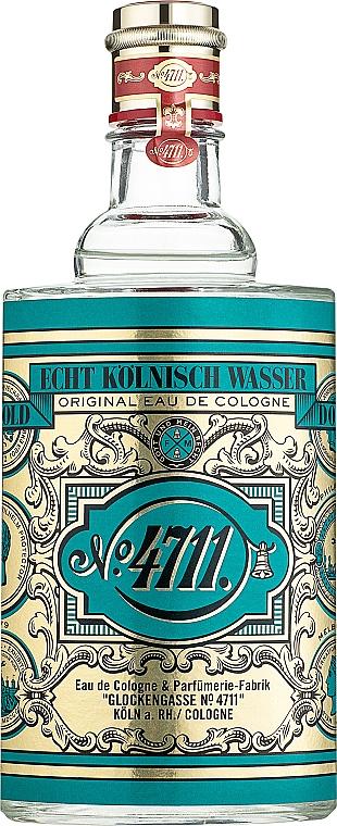 Maurer & Wirtz 4711 Original Eau de Cologne - Одеколон