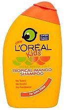 """Духи, Парфюмерия, косметика Шампунь для детей 2в1 """"Тропический манго"""" - L'Oreal Paris Kids Tropical Mango Shampoo"""