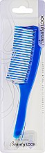 Духи, Парфюмерия, косметика Гребешок для волос, 418760, синий - Beauty Look