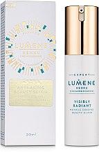 Парфумерія, косметика Відновлювальний еліксир - Lumene Hehku Visibly Radiant Wrinkle Erasing Beauty Elixir