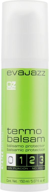 Термобальзам для защиты волос - Eva Professional Evajazz Termo Balsam