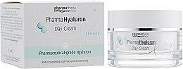 Духи, Парфюмерия, косметика Крем дневной для лица - Pharma Hyaluron Day Cream Legere