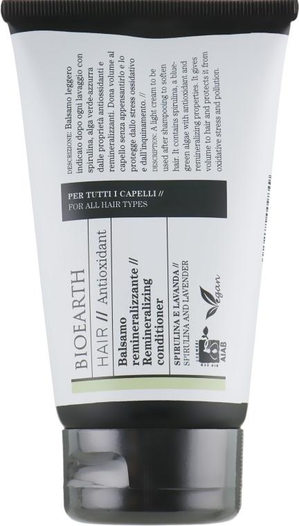 Кондиционер восстанавливающий для всех типов волос - Bioearth Hair Remineralising Conditioner