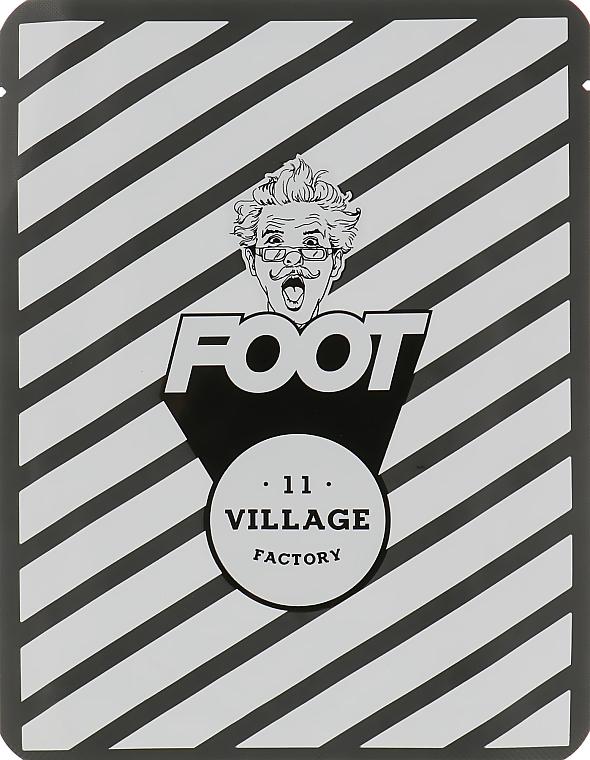 Увлажняющая маска для ног в форме носочков - Village 11 Factory Relax Day Foot Mask