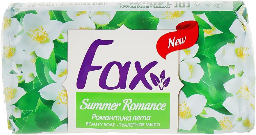 "Туалетное мыло ""Летний романс"" - Fax Soap"