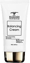 Духи, Парфюмерия, косметика Нормализующий крем для жирной и комбинированной кожи лица - Mamash Organic