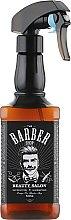 Духи, Парфюмерия, косметика Распылитель парикмахерский, 500 мл, коричневый - TICO Professional BARBER