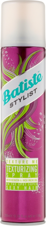 Текстурирующий спрей для волос - Batiste Stylist Texturizing Spray