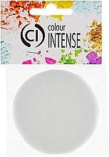 Духи, Парфюмерия, косметика Спонж для макияжа, белый - Colour Intense