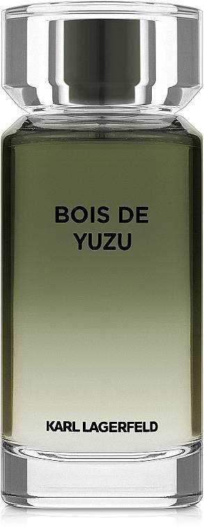 Karl Lagerfeld bois De Yuzu - Туалетная вода