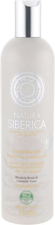 """Бальзам для защиты уставших и ослабленных волос """"Защита и энергия"""" - Natura Siberica — фото N1"""