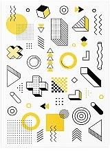 Духи, Парфюмерия, косметика Временные тату - TATTon.me Bauhaus Mix Set