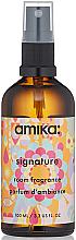 Духи, Парфюмерия, косметика Ароматический спрей для дома - Amika Signature Room Fragrance