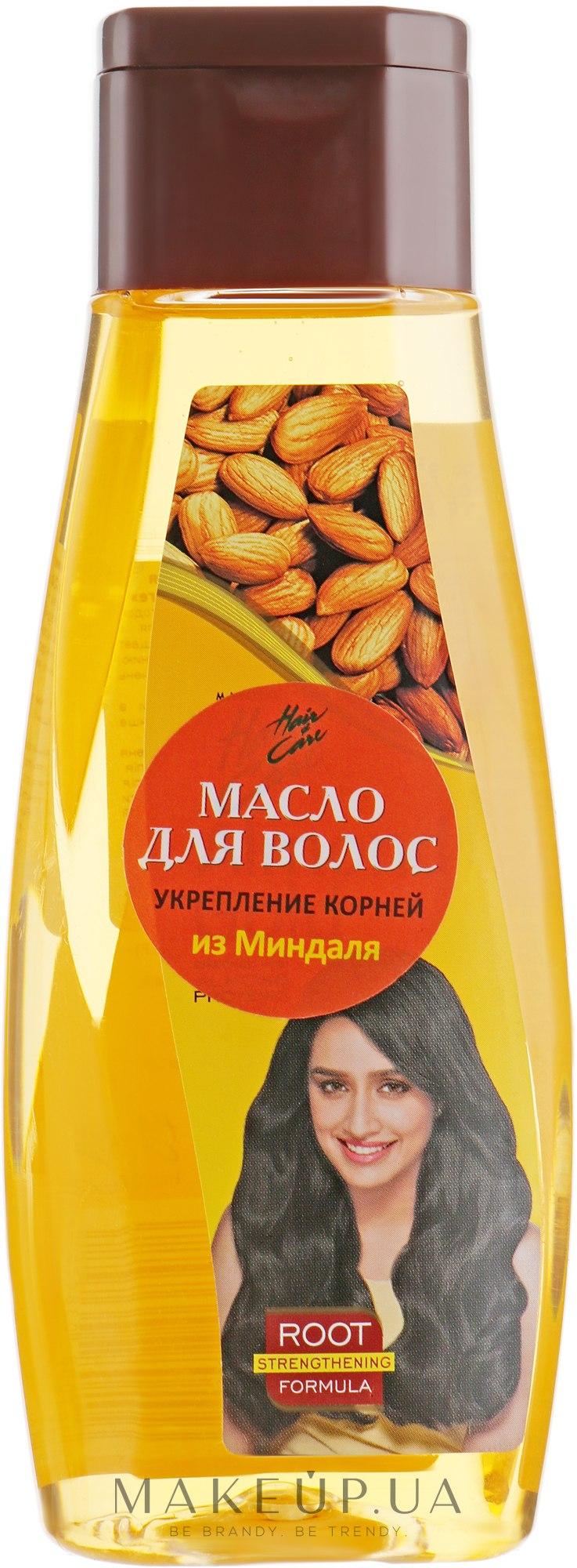 Масло для волос Золотой Миндаль - Biofarma  — фото 200ml