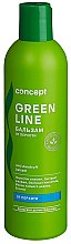 Духи, Парфюмерия, косметика Бальзам от перхоти - Concept Green Line Anti-dandruff Balm