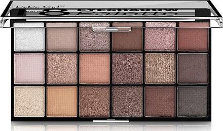 Палетка для макияжа глаз - DoDo Girl 18Color Eyeshadow Palette