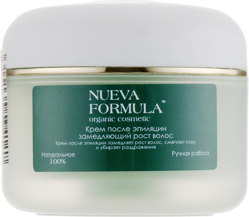 Крем после эпиляции, замедляющий рост волос - Nueva Formula After-Epilation Cream