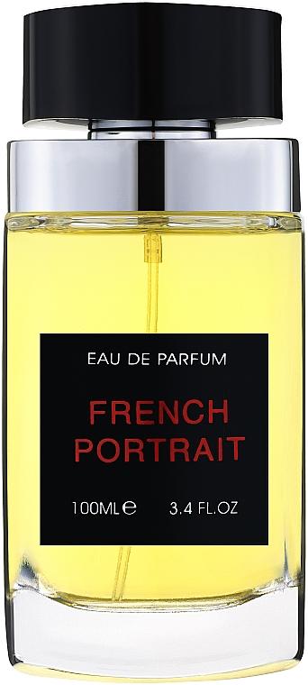 Fragrance World French Portrait - Парфюмированная вода
