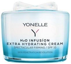 Духи, Парфюмерия, косметика Интенсивный увлажняющий дневной крем - Yonelle H2O Infusion Extra Hydrating Cream SPF10