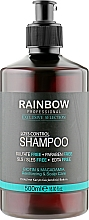 "Духи, Парфюмерия, косметика Шампунь от выпадения волос ""Макадамия и Биотин"" - Rainbow Professional Exclusive Loss Control Shampoo"