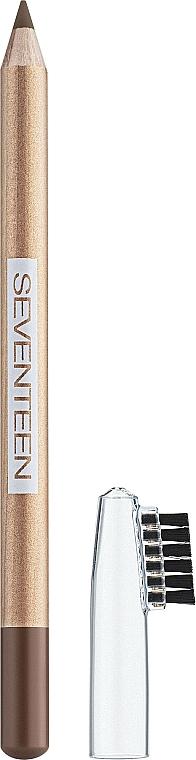Карандаш для бровей - Seventeen Longstay Eyebrow Shaper