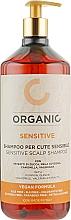 Духи, Парфюмерия, косметика Органический шампунь для чувствительной кожи головы - Punti Di Vista Organic Sensitive Scalp Shampoo