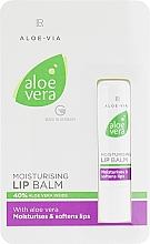 Духи, Парфюмерия, косметика Гигиеническая губная помада - LR Health & Beauty Aloe Vera Moisturizing Lip Care