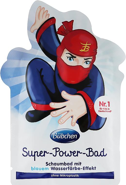 "Пена для ванны ""Супергерой"" - Bübchen"