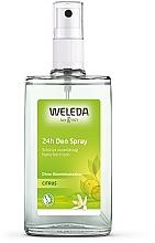 Парфумерія, косметика Цитрус дезодорант для тіла - Weleda Citrus Deodorant
