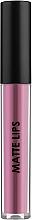 Духи, Парфюмерия, косметика Жидкая водостойкая матовая помада - Focallure Matte Liquid Lipstick