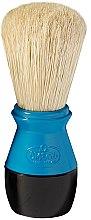 Духи, Парфюмерия, косметика Помазок для бритья, 40099, голубой - Omega