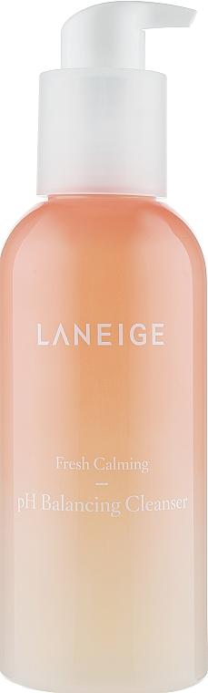 Балансирующее очищающее средство - Laneige Fresh Calming pH Balancing Cleanser
