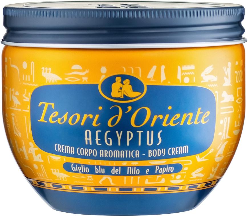 Tesori d`Oriente Aegyptus Body Cream - Крем для тела