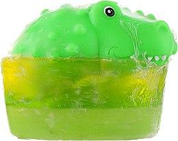 """Духи, Парфюмерия, косметика Глицериновое мыло """"Крокодил. Большая игрушка"""" - Organique Soaps"""