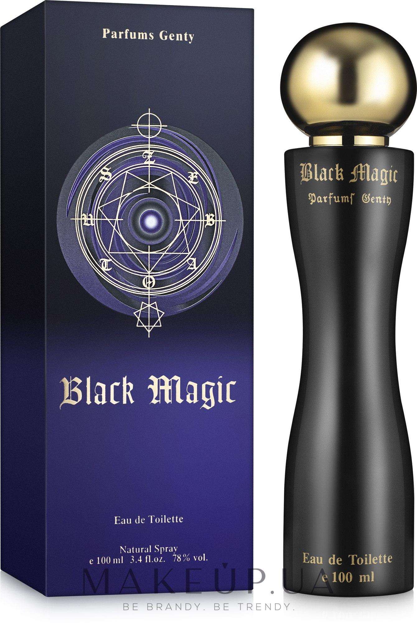 туалетная вода Black Magic