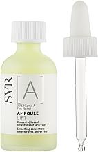 Духи, Парфюмерия, косметика Концентрат с витамином А - SVR [A] Ampoule Lift Smoothing Concentrate