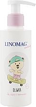 Духи, Парфюмерия, косметика Детское масло для тела - Linomag