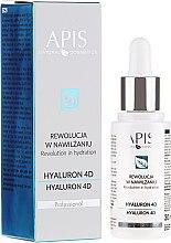 Духи, Парфюмерия, косметика Гиалуроновая кислота - APIS Professional 4D Hyaluron