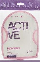 Духи, Парфюмерия, косметика Мочалка-перчатка банная - Suavipiel Active Micro Fiber Mitt Peeling