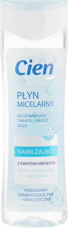 Мицеллярная вода для лица с экстрактом цветка гибискуса - Cien