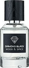 Духи, Парфюмерия, косметика Diamond Black Wood&Spice - Парфюм для авто