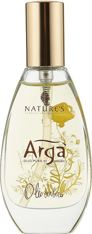 Берберское масло для волос, тела и лица - Nature's Arga